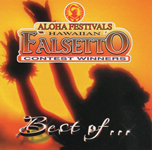 ALOHA FESTIVALS FALSETTO CONTEST WINNERS